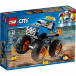 LEGO CITY 60180 Monster truck-11015