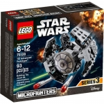 LEGO STAR WARS 75128 TIE Advanced Prototype-7329