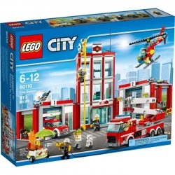 LEGO CITY 60110 Remiza strażacka-3758
