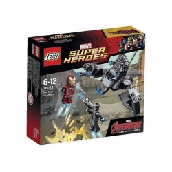 LEGO SUPER HEROES 76029 Iron Man vs. Sub Ultron-8210
