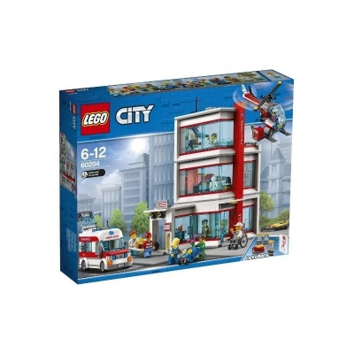 LEGO CITY 60204 Szpital-11918