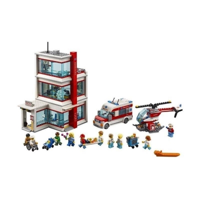 LEGO CITY 60204 Szpital-11920