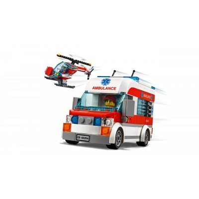 LEGO CITY 60204 Szpital-11921