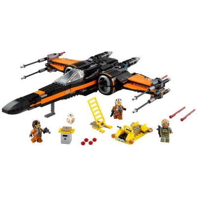LEGO STAR WARS 75102 Poe's X-Wing Fighter-3064