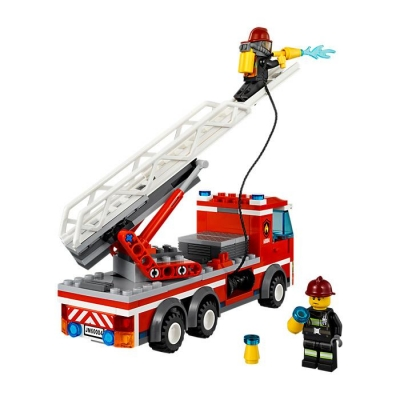LEGO CITY 60004 REMIZA STRAŻACKA-7878