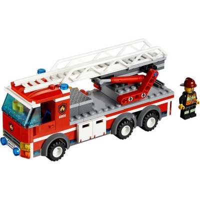 LEGO CITY 60004 REMIZA STRAŻACKA-7880