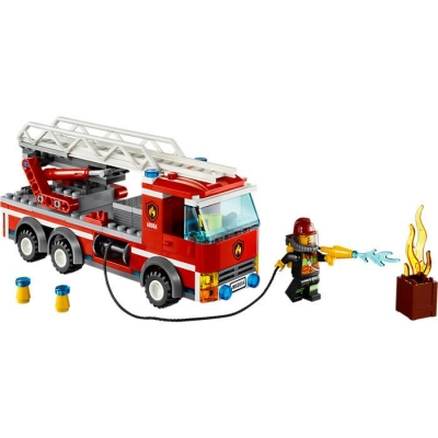 LEGO CITY 60004 REMIZA STRAŻACKA-7882