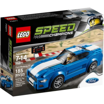 LEGO SPEED 75871 Ford Mustang GT-8409
