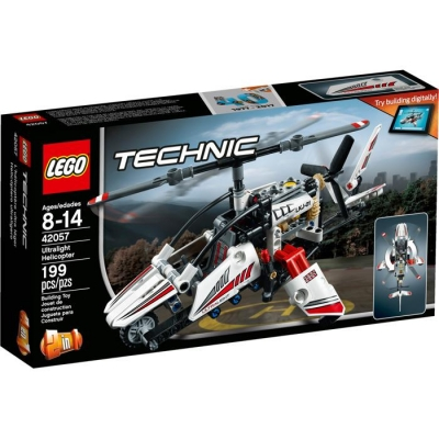 LEGO TECHNIC 42057 Ultralekki helikopter-8580