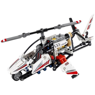 LEGO TECHNIC 42057 Ultralekki helikopter-8585