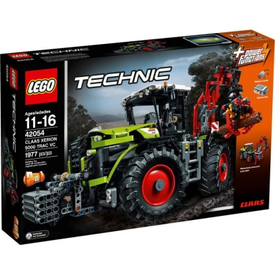 LEGO TECHNIC 42054 CLAAS XERION 5000 TRAC VC-8850