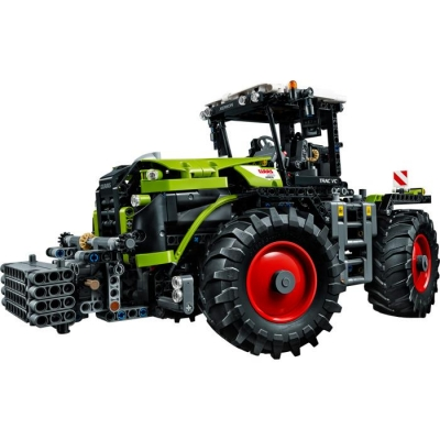 LEGO TECHNIC 42054 CLAAS XERION 5000 TRAC VC-8851