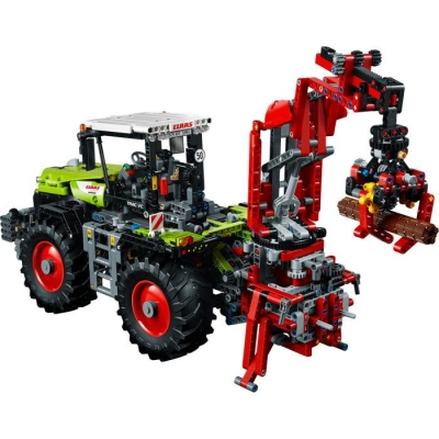 LEGO TECHNIC 42054 CLAAS XERION 5000 TRAC VC-8852