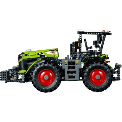 LEGO TECHNIC 42054 CLAAS XERION 5000 TRAC VC-8853