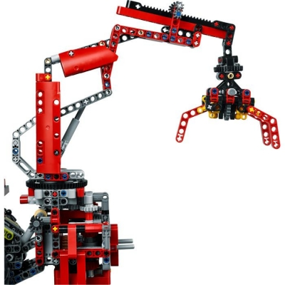 LEGO TECHNIC 42054 CLAAS XERION 5000 TRAC VC-8857