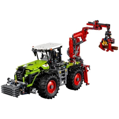 LEGO TECHNIC 42054 CLAAS XERION 5000 TRAC VC-8858