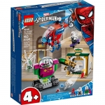 LEGO SUPER HEROES 76149 Groźny Mysterio-14135