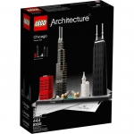 LEGO ARCHITECTURE 21033 Chicago-7085