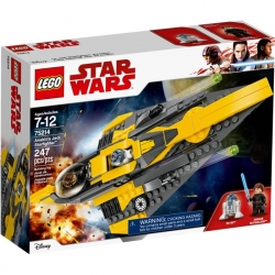 LEGO STAR WARS 75214 Jedi Starfighter Anakina-12256