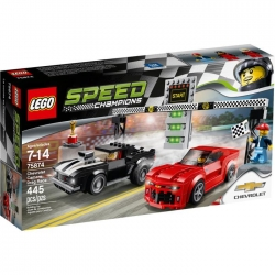 LEGO SPEED 75874 Chevrolet Camaro Drag-5158