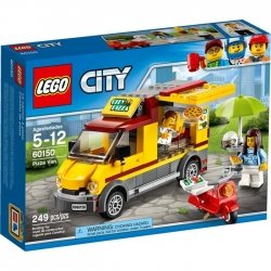 LEGO CITY 60150 Foodtruck z pizzą-7405