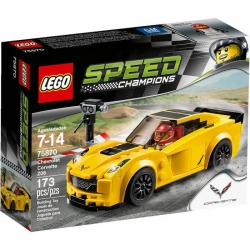 LEGO SPEED 75870 Chevrolet Corvette Z06-8371