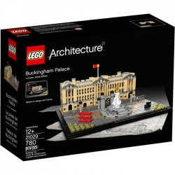 LEGO ARCHITECTURE 21029 PAŁAC BUCKINGHAM-8567