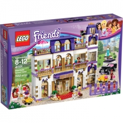 LEGO FRIENDS 41101 Grand Hotel w Heartleke-8984