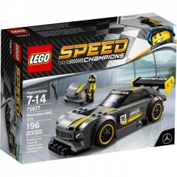 LEGO SPEED 75877 Mercedes-AMG GT3-9293