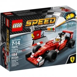LEGO SPEED 75879 Scuderia Ferrari SF 16-H-9304