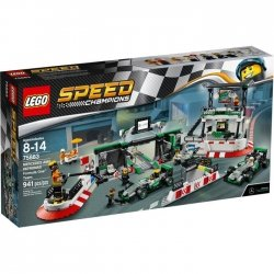 LEGO SPEED 75883 MERCEDES AMG PETRONAS Formula One-9554