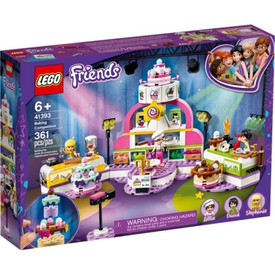 LEGO FRIENDS 41393 Konkurs pieczenia-13860