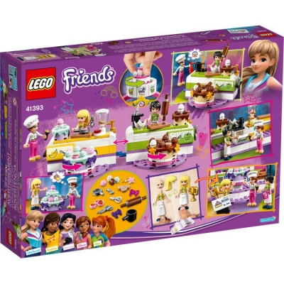 LEGO FRIENDS 41393 Konkurs pieczenia-13861