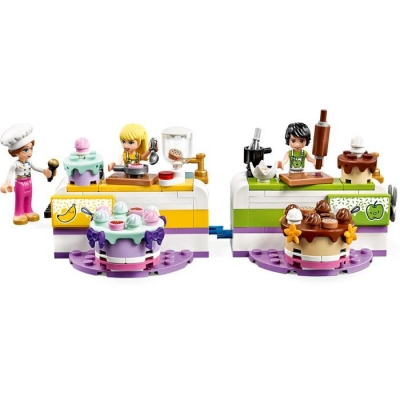LEGO FRIENDS 41393 Konkurs pieczenia-13863