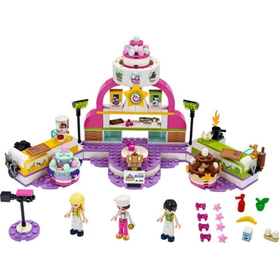 LEGO FRIENDS 41393 Konkurs pieczenia-13864