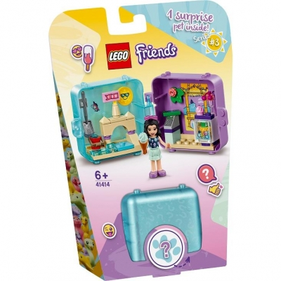 LEGO FRIENDS 41414 Letnia kostka do zabawy Emmy-15403