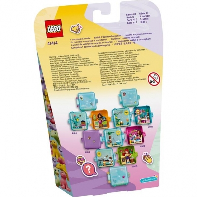 LEGO FRIENDS 41414 Letnia kostka do zabawy Emmy-15404