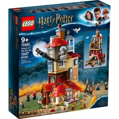 LEGO Harry Potter 75980 Atak na Norę-15422