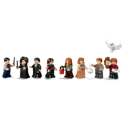 LEGO Harry Potter 75980 Atak na Norę-15430